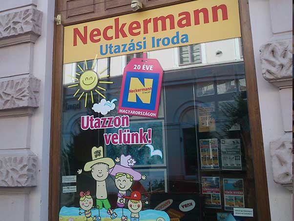 Neckermann Szeged